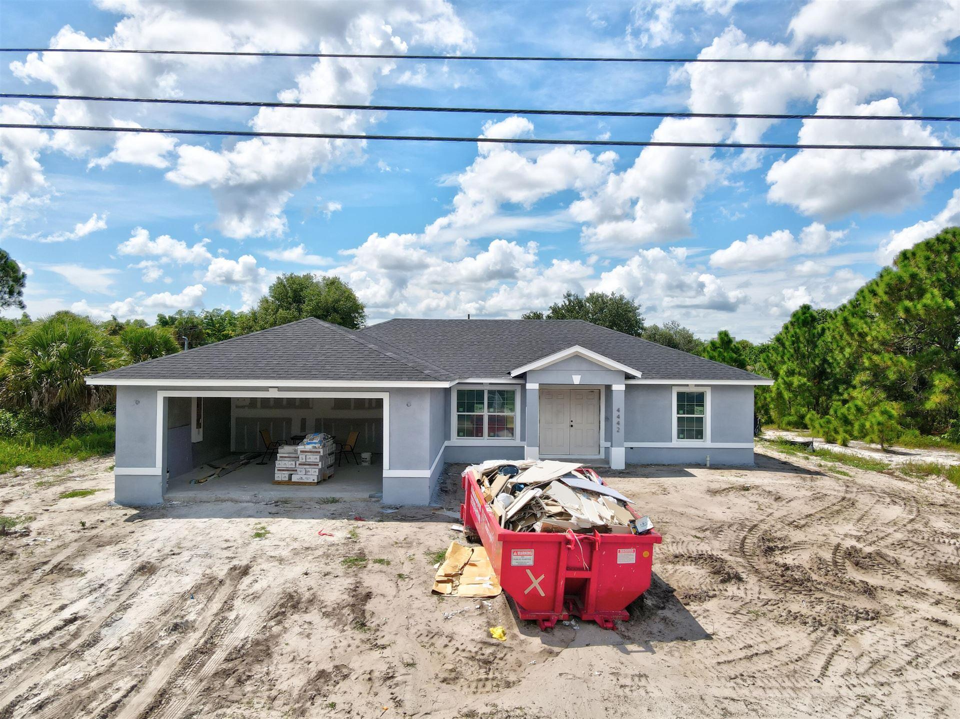 4442 SW Port Saint Lucie Boulevard, Port Saint Lucie, FL 34953 - #: RX-10747299