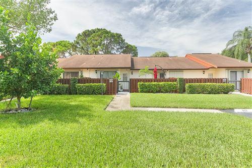 Photo of 4919 Sable Pine Circle #F, West Palm Beach, FL 33417 (MLS # RX-10636300)