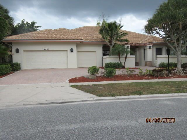 10471 Stonebridge Boulevard, Boca Raton, FL 33498 - #: RX-10616300