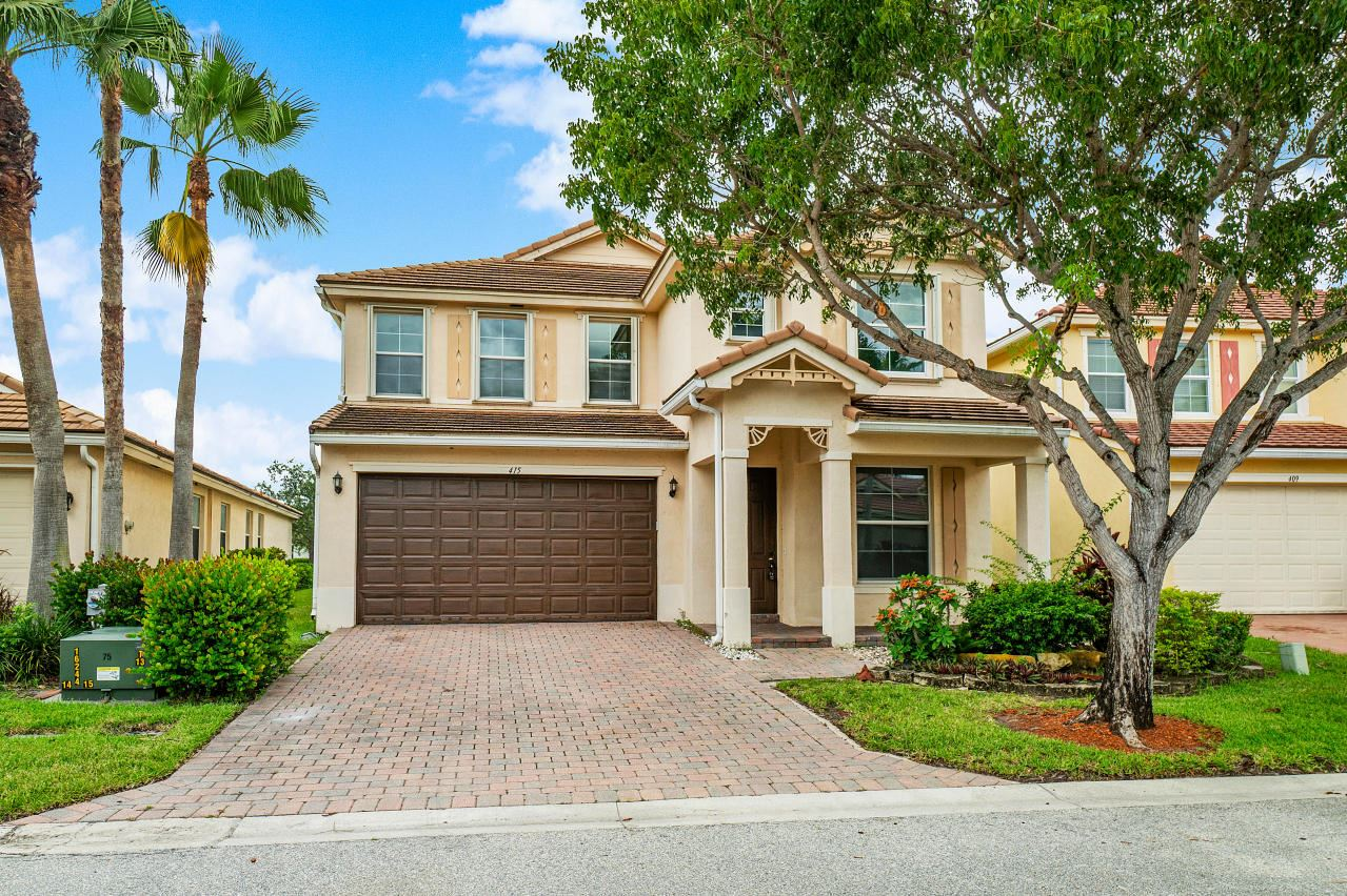 415 Mulberry Grove Road, Royal Palm Beach, FL 33411 - #: RX-10630300