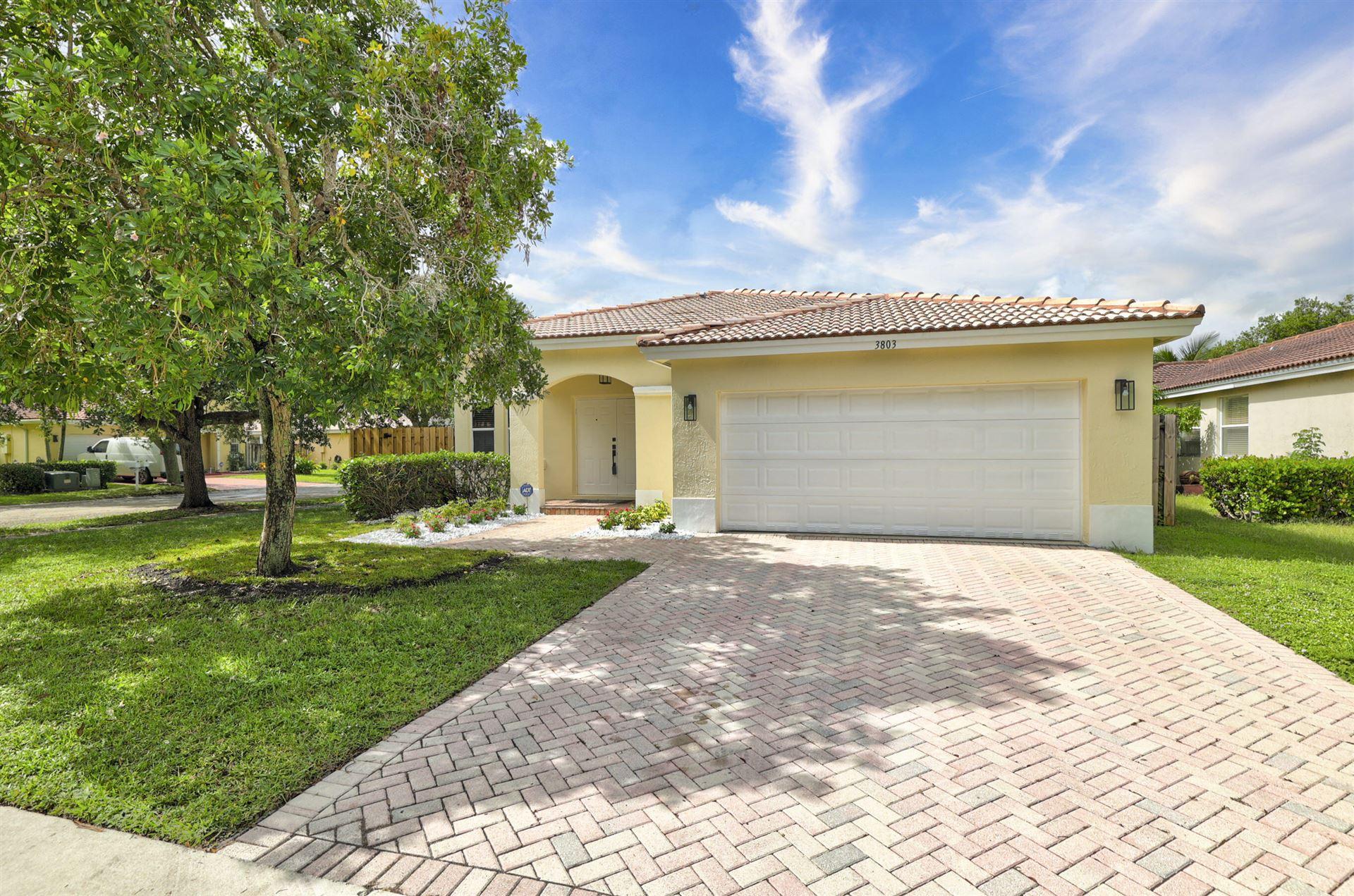 3803 NW 42nd Way, Coconut Creek, FL 33073 - #: RX-10754300