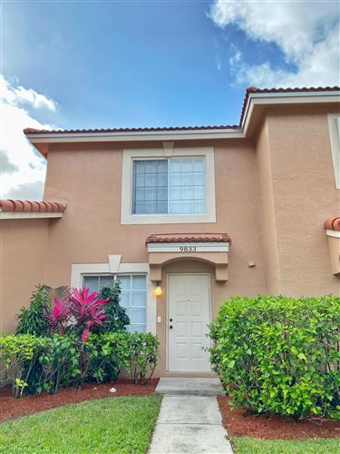 Photo of 9833 Kamena Circle, Boynton Beach, FL 33436 (MLS # RX-10594301)