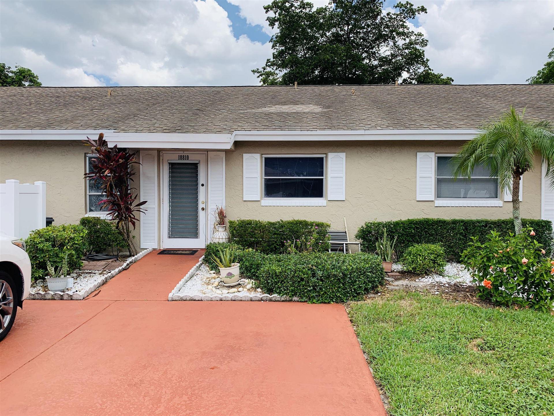 18810 Schooner Drive, Boca Raton, FL 33496 - #: RX-10639301