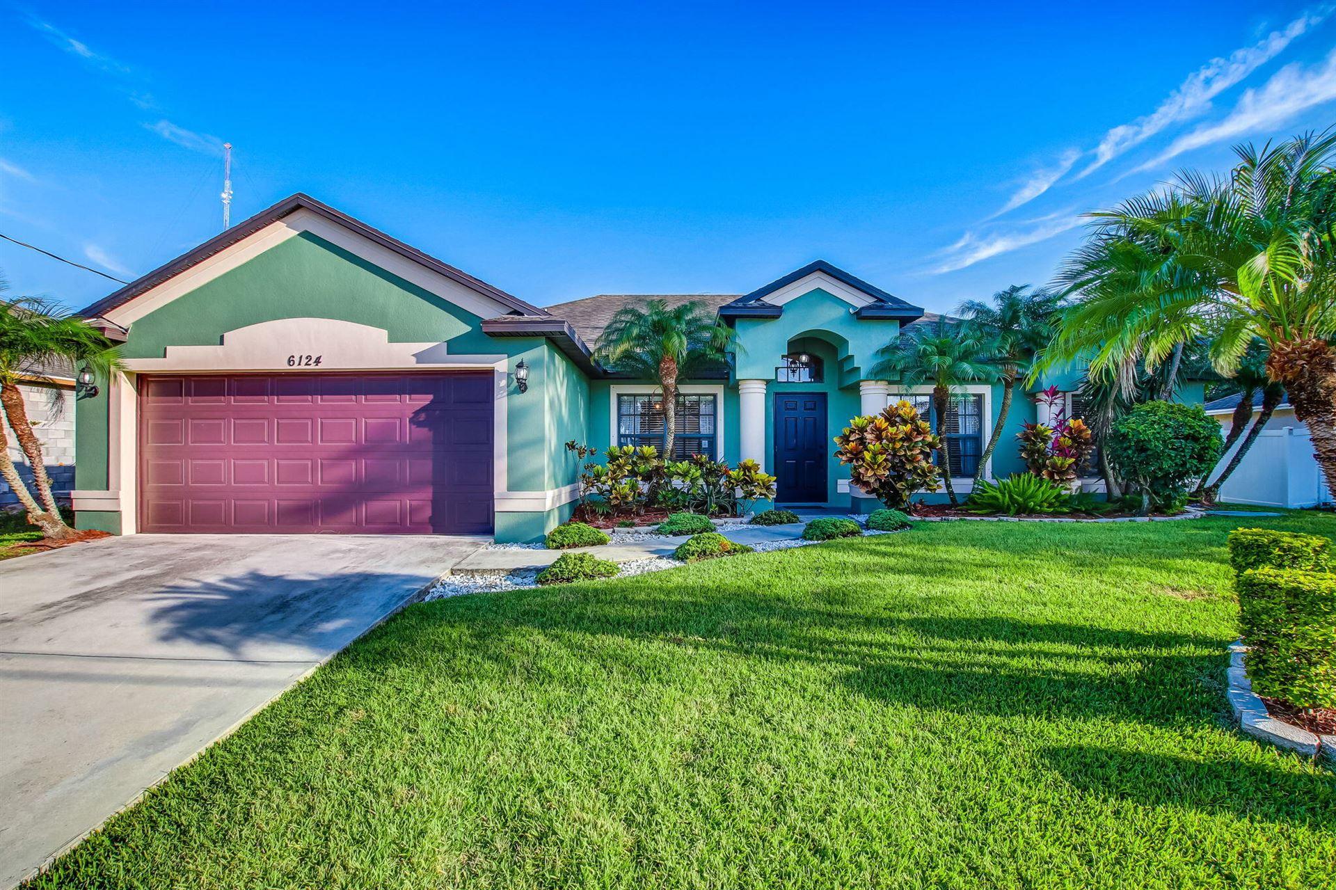 6124 NW Ginger Lane, Port Saint Lucie, FL 34986 - MLS#: RX-10722301