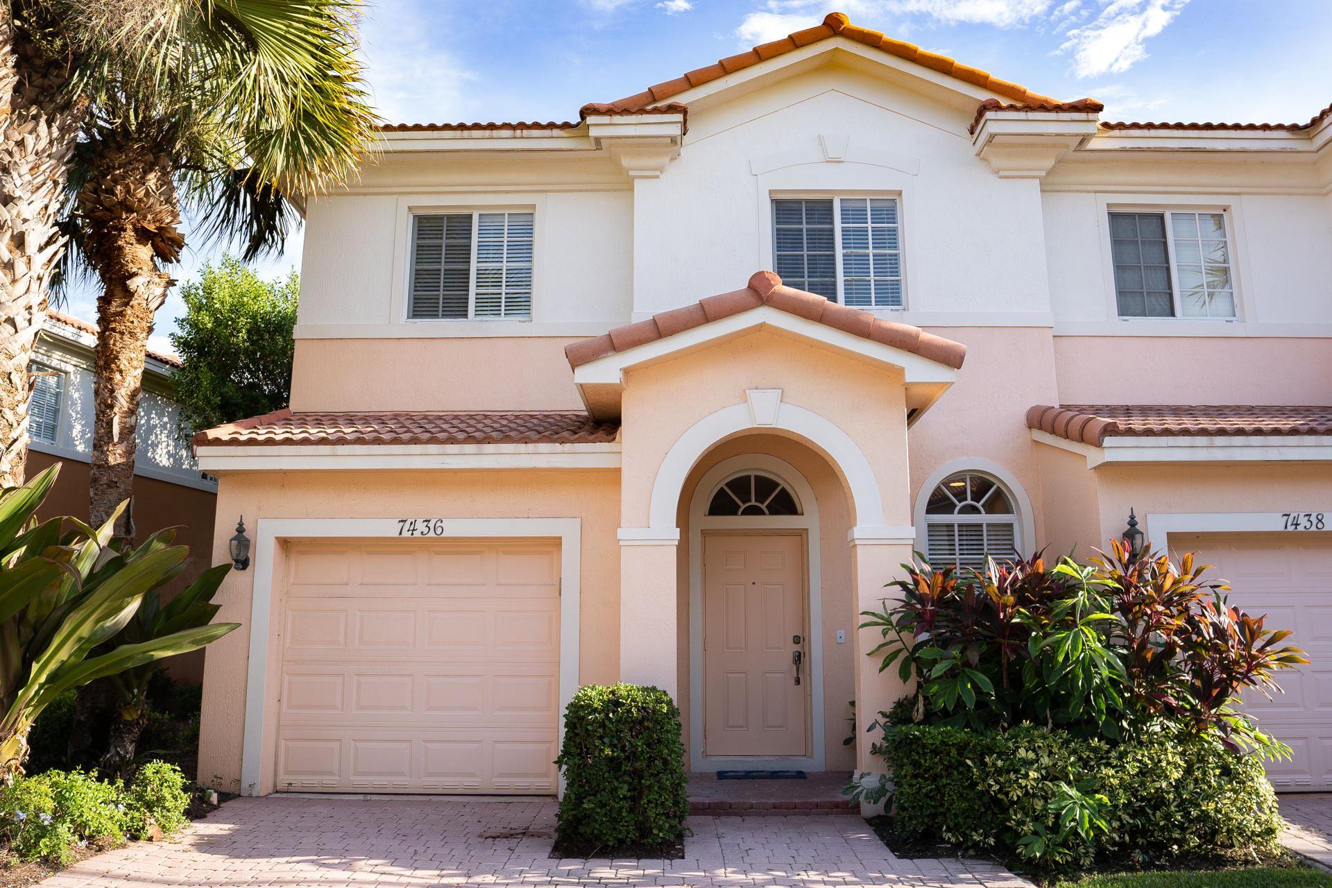 7436 Briella Drive, Boynton Beach, FL 33437 - #: RX-10656302