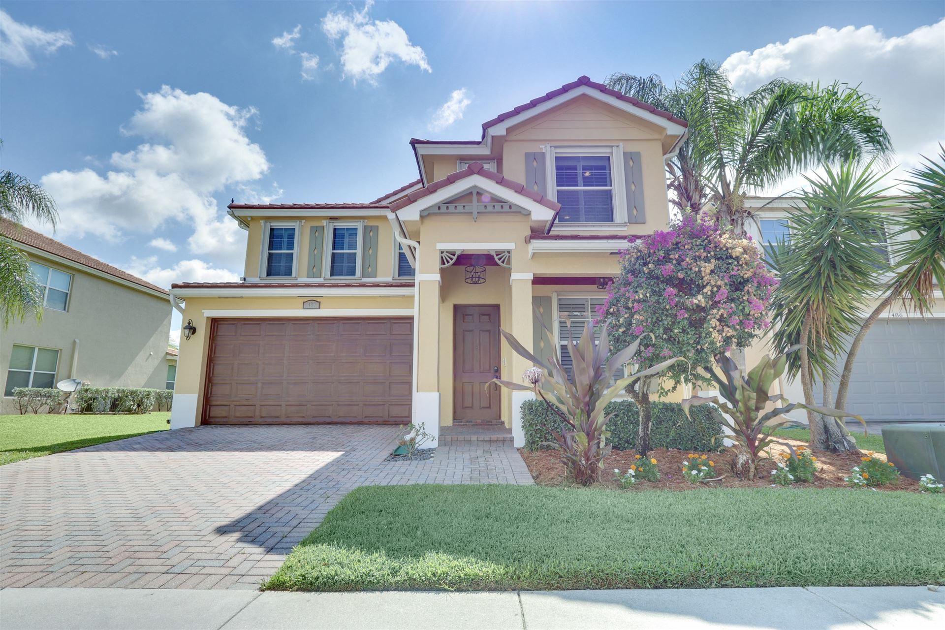 480 Mulberry Grove Road, Royal Palm Beach, FL 33411 - #: RX-10715302