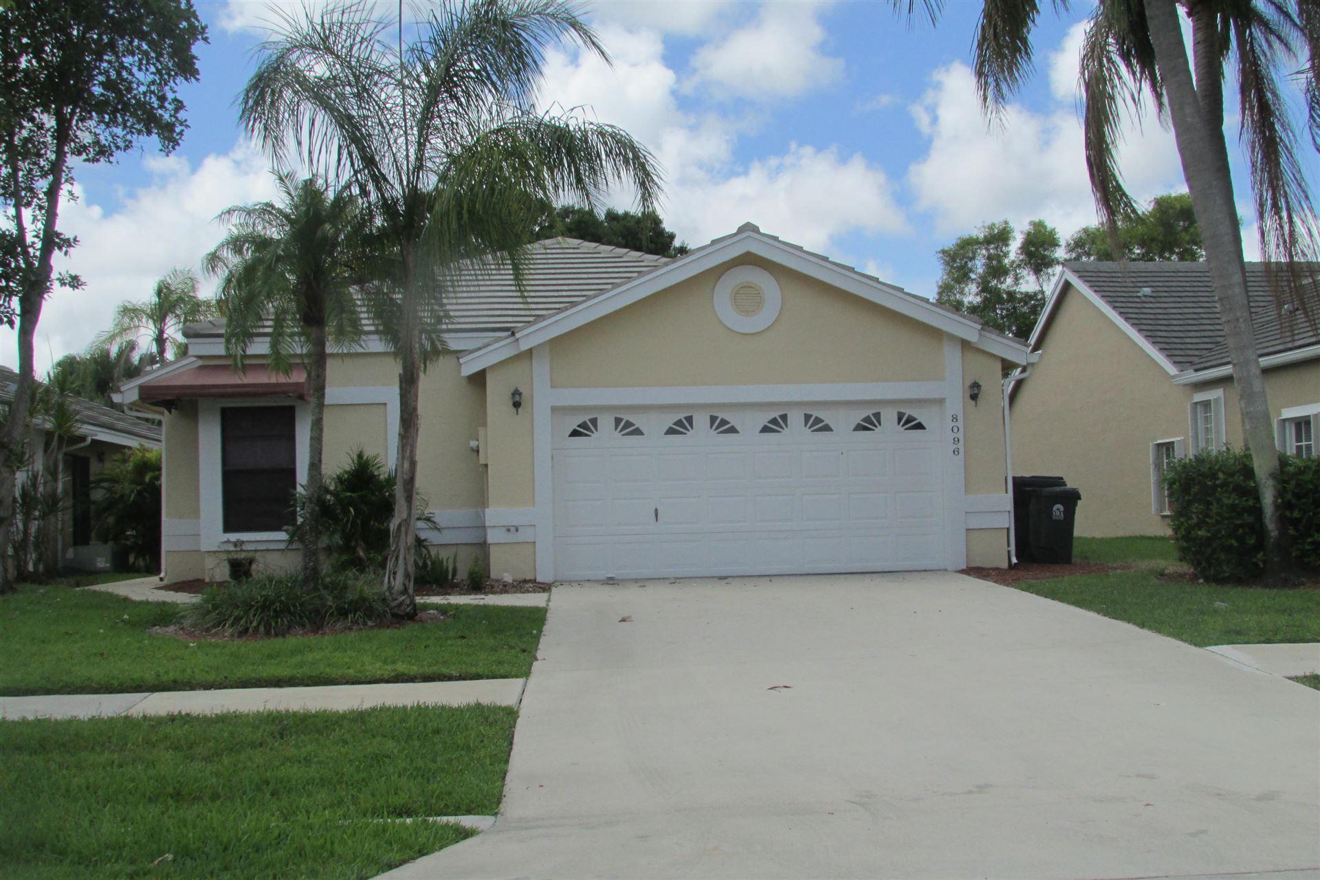 8096 Burlington Court, Lake Worth, FL 33467 - #: RX-10722302