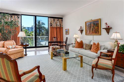 Photo of 400 S Ocean Boulevard #424-S, Palm Beach, FL 33480 (MLS # RX-10522303)
