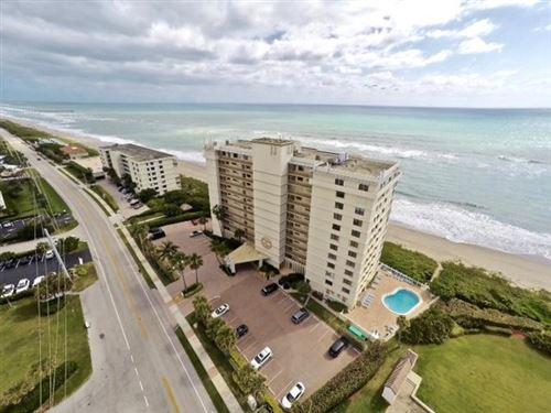 Photo of 840 Ocean Drive #401, Juno Beach, FL 33408 (MLS # RX-10628303)