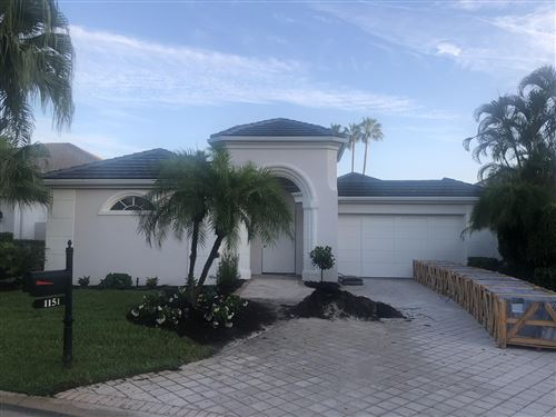 Photo of 1151 Crystal Drive, Palm Beach Gardens, FL 33418 (MLS # RX-10714303)