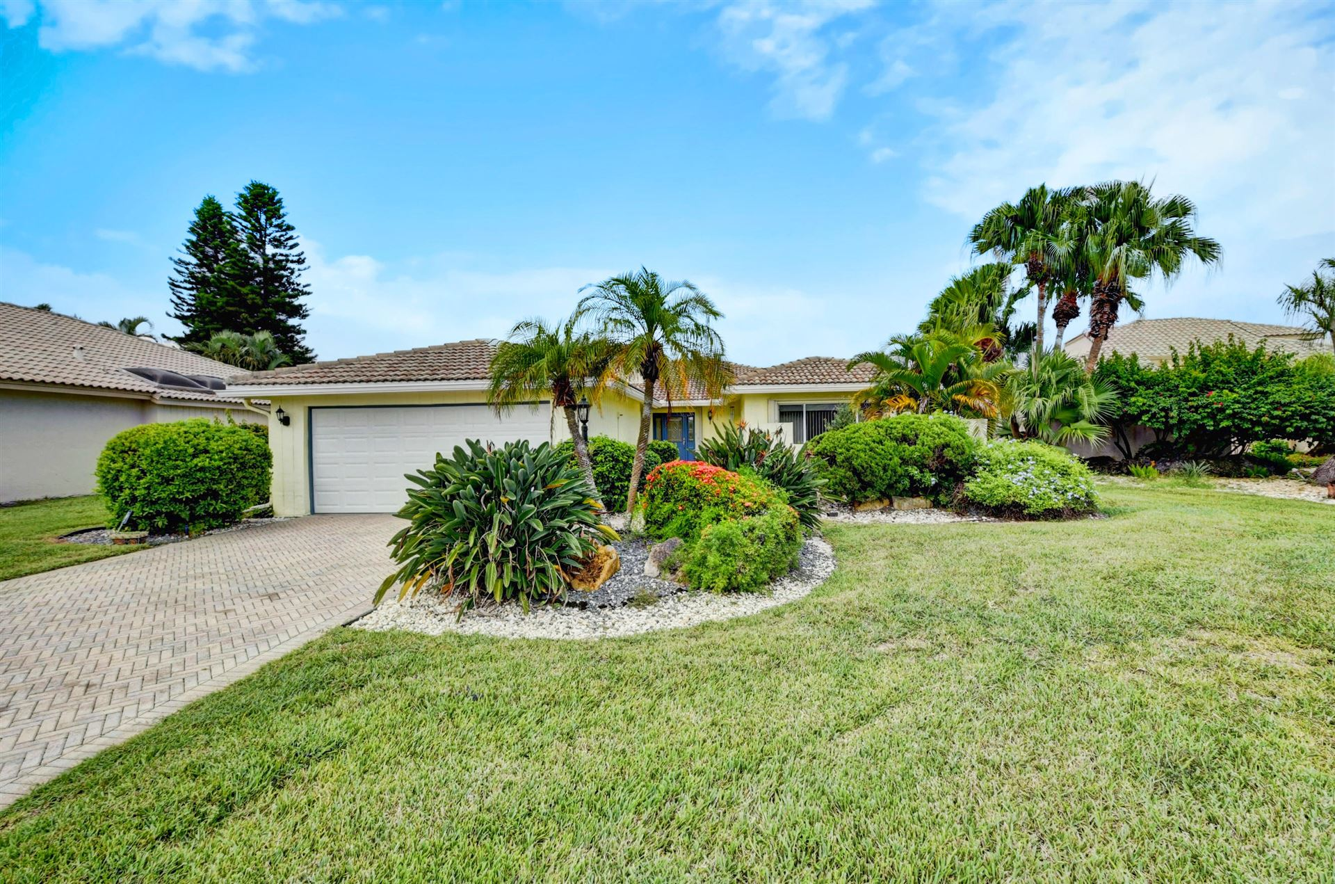 36 Woods Lane, Boynton Beach, FL 33436 - #: RX-10654303
