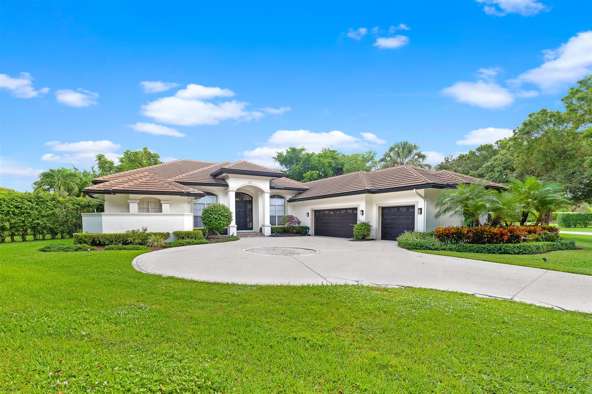 Photo of 5715 Whirlaway Road, Palm Beach Gardens, FL 33418 (MLS # RX-10662303)