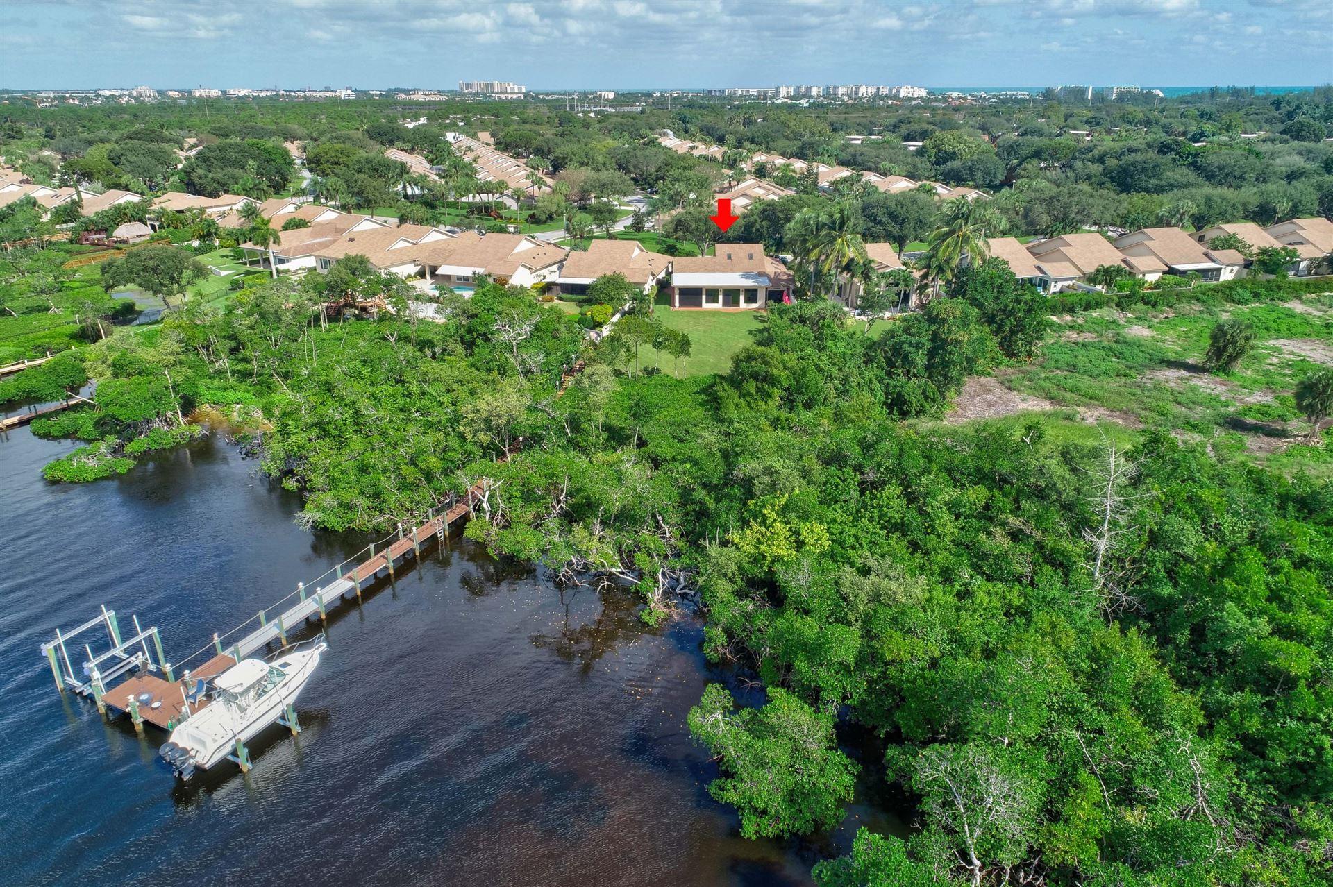 Photo of 332 River Edge Road, Jupiter, FL 33477 (MLS # RX-10669303)