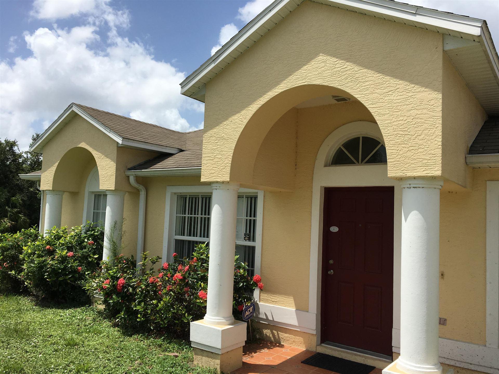 1373 SW California Boulevard, Port Saint Lucie, FL 34953 - #: RX-10672303