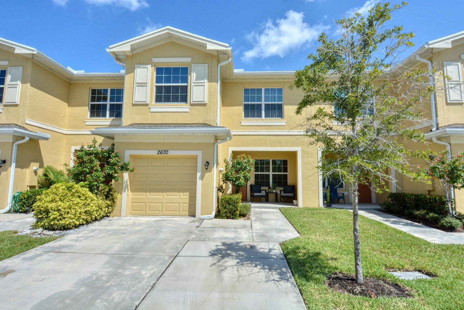 2670 NW Treviso Circle, Port Saint Lucie, FL 34986 - MLS#: RX-10735303