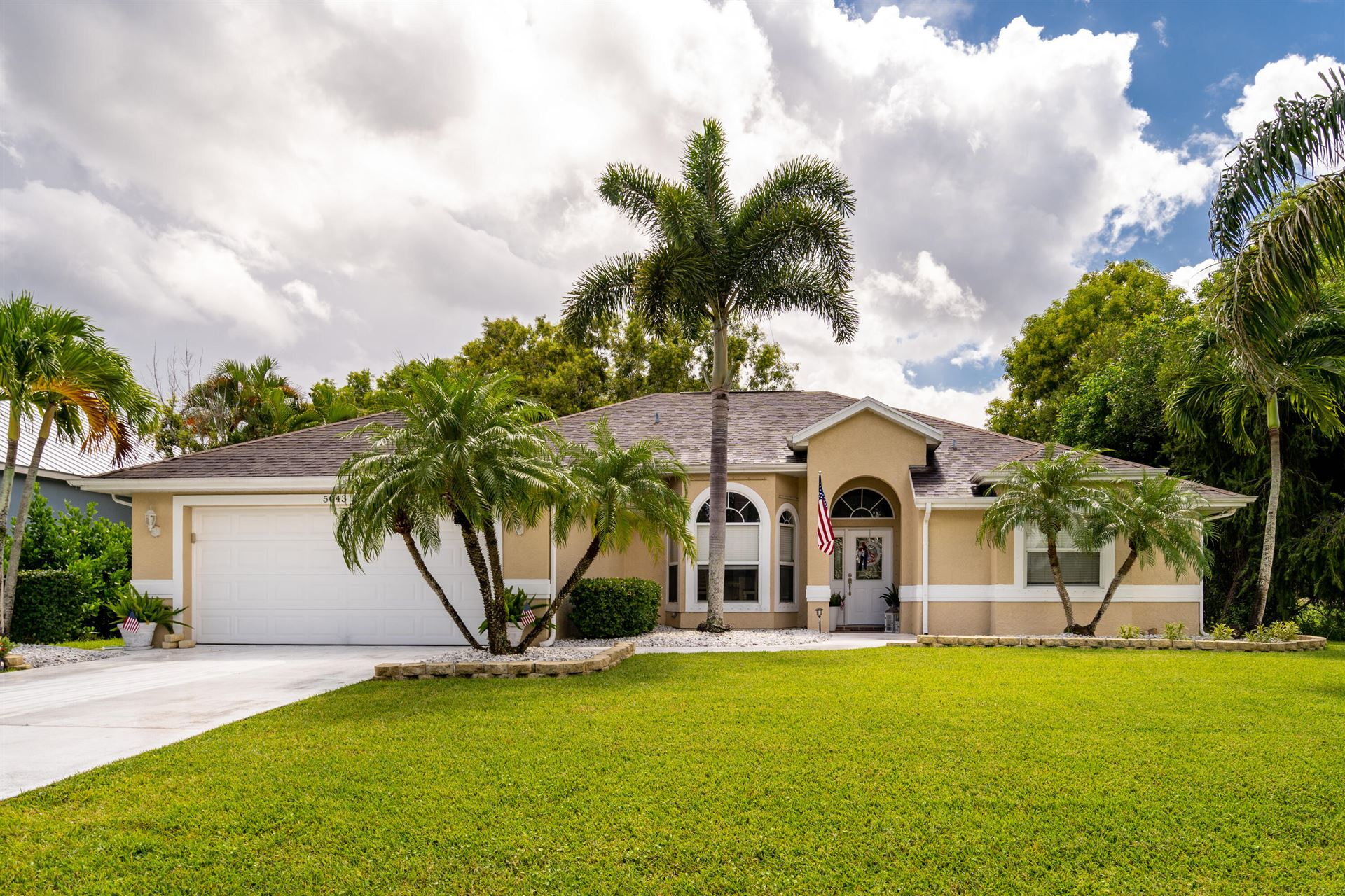 Photo of 5043 NW Rugby Drive, Port Saint Lucie, FL 34983 (MLS # RX-10746303)