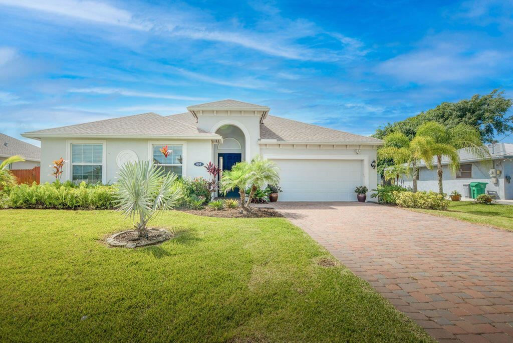 610 SW Jeanne Avenue, Port Saint Lucie, FL 34953 - MLS#: RX-10747303