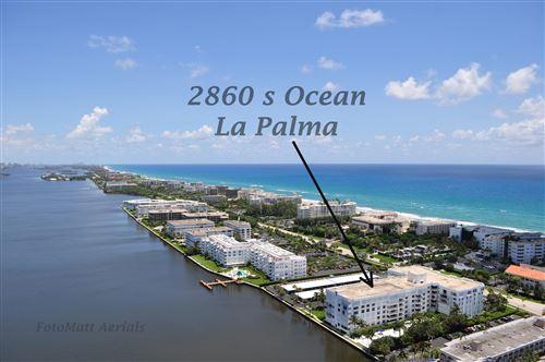 Photo of 2860 S Ocean Boulevard #614, Palm Beach, FL 33480 (MLS # RX-10665304)