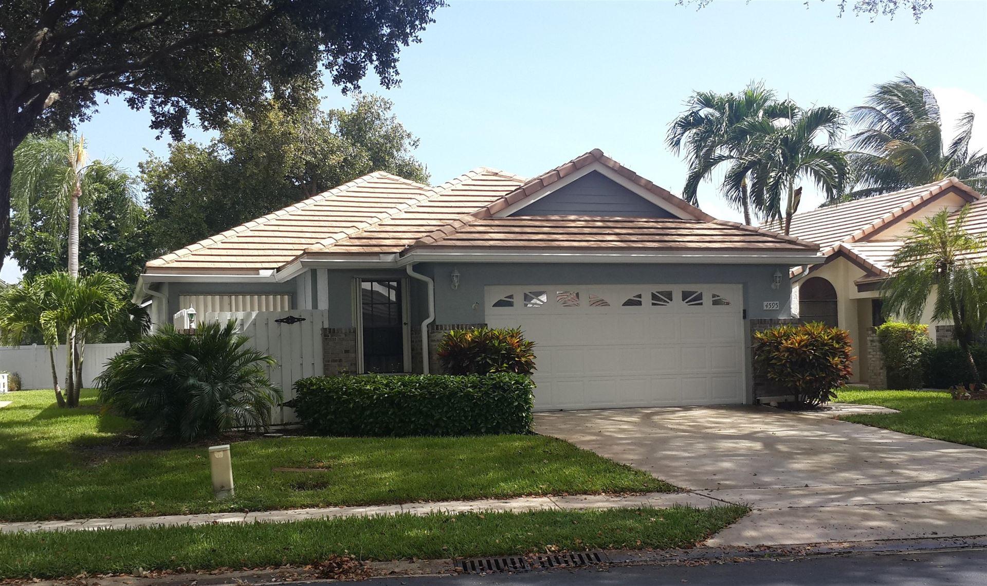 4595 Sherwood Forest Drive, Delray Beach, FL 33445 - #: RX-10649304