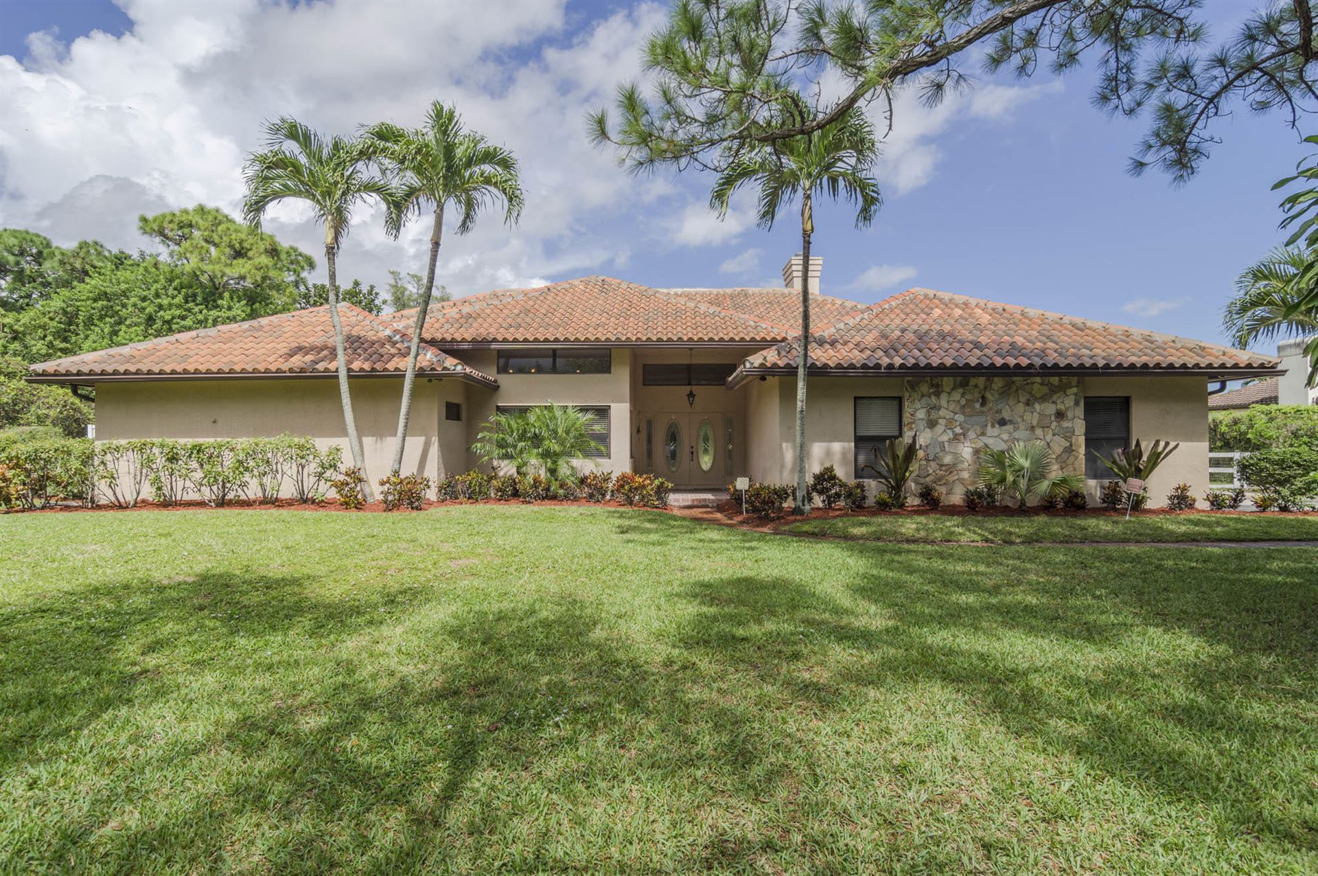 Photo of 5701 Sea Biscuit Road, Palm Beach Gardens, FL 33418 (MLS # RX-10660304)