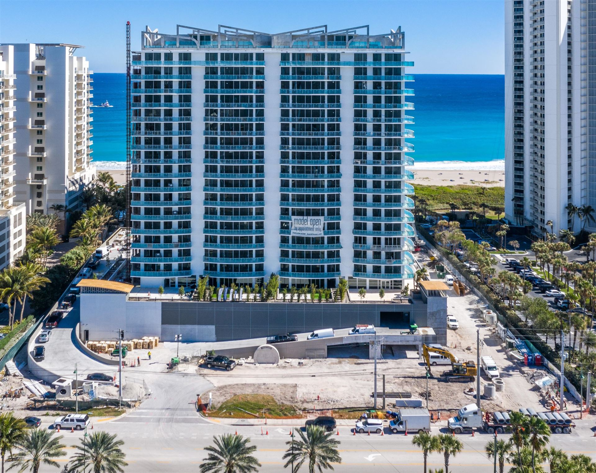 Photo of 3100 N Ocean Drive #H-1208, Singer Island, FL 33404 (MLS # RX-10713304)
