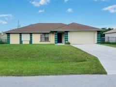 1731 SW Monterrey Lane, Port Saint Lucie, FL 34953 - MLS#: RX-10734304
