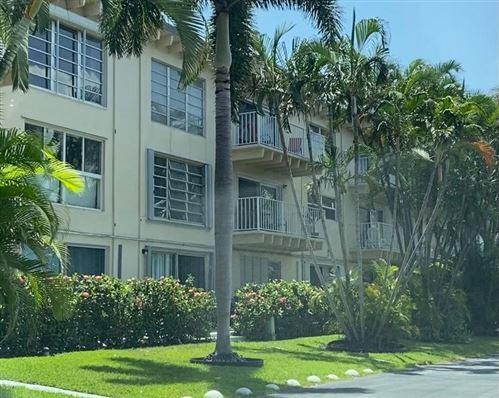 Photo of 4001 S Ocean Boulevard #116, South Palm Beach, FL 33480 (MLS # RX-10735305)