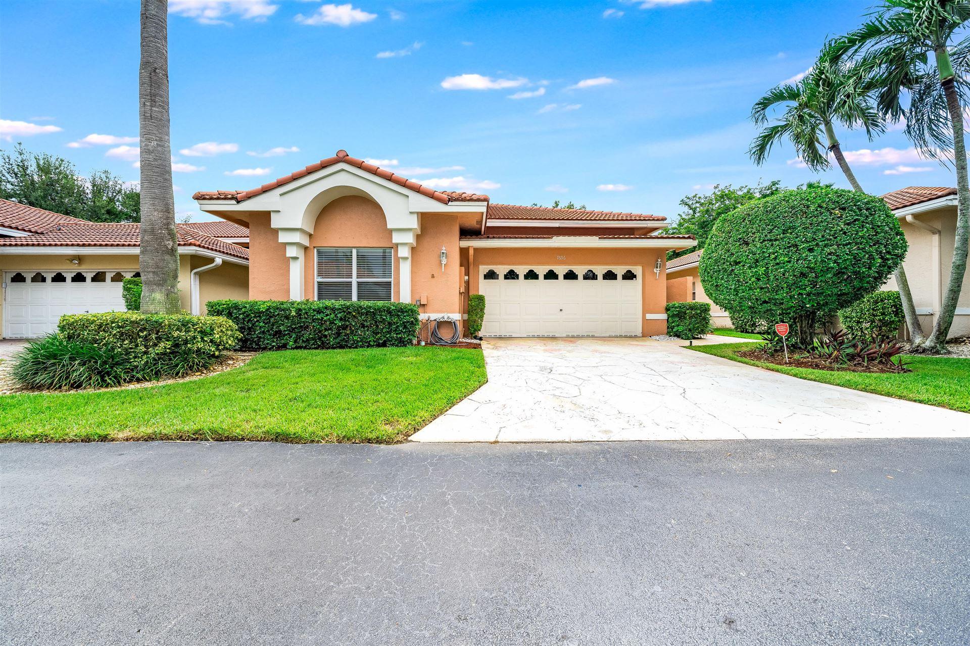 Photo of 7696 Highlands Circle, Margate, FL 33063 (MLS # RX-10655305)