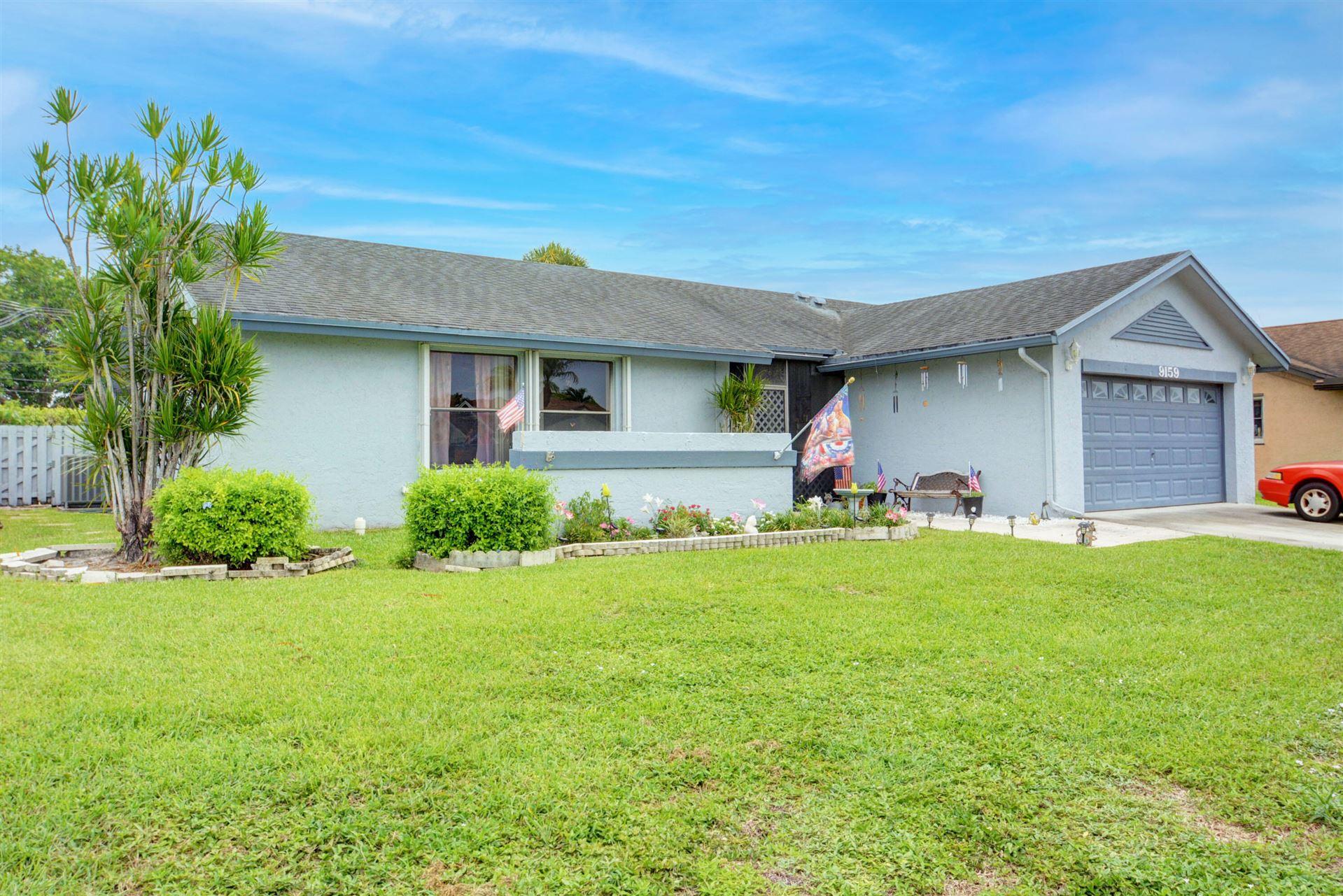 9159 Bedford Drive, Boca Raton, FL 33434 - #: RX-10730305