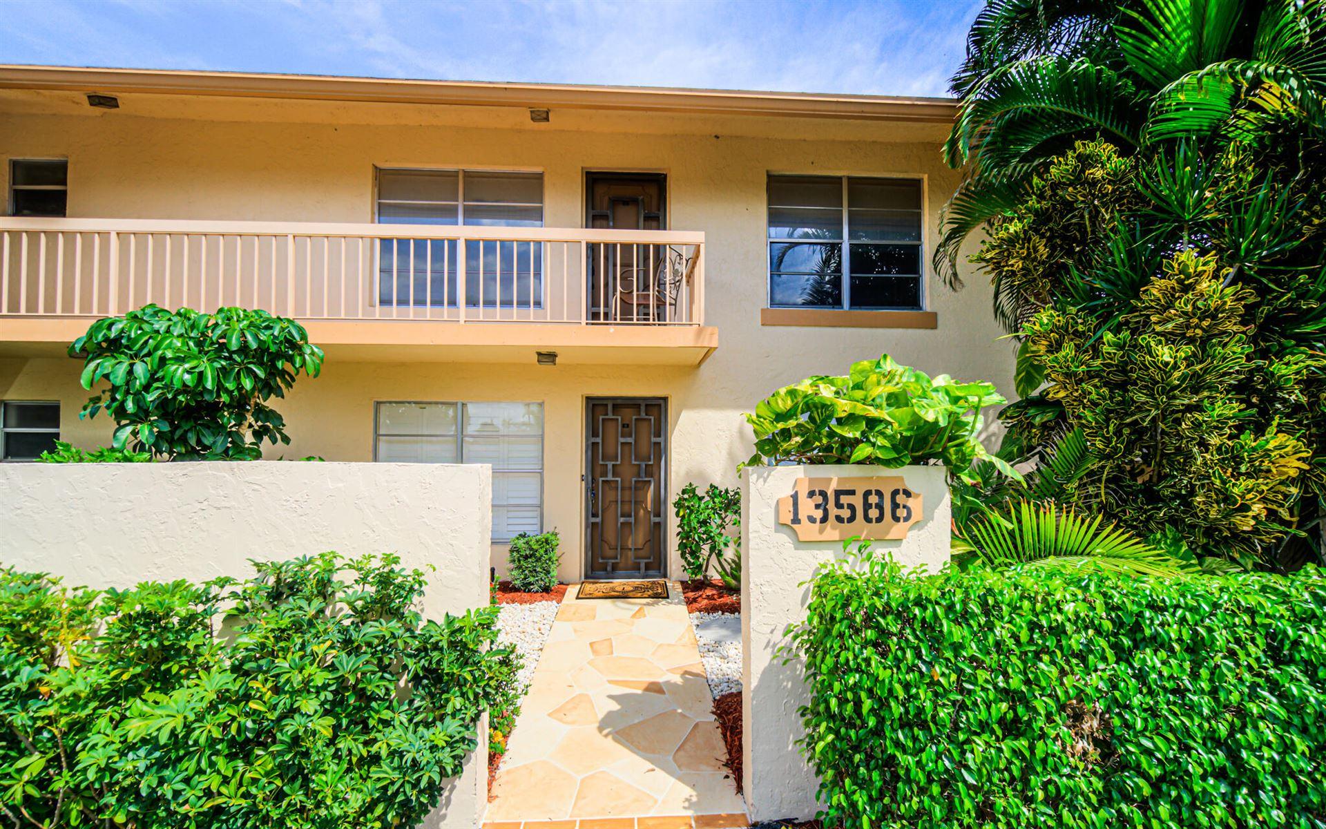 13586 Sabal Palm Court #B, Delray Beach, FL 33484 - MLS#: RX-10745305