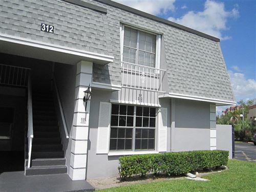 Photo of 312 NW 69th Avenue #251, Plantation, FL 33317 (MLS # RX-10610306)