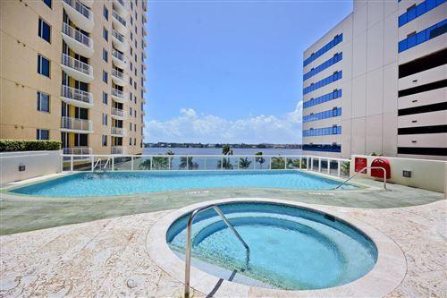 Photo of 1551 N Flagler Drive #1002, West Palm Beach, FL 33401 (MLS # RX-10725306)
