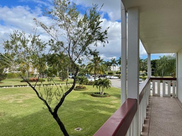 268 Fanshaw G #268, Boca Raton, FL 33434 - #: RX-10676306
