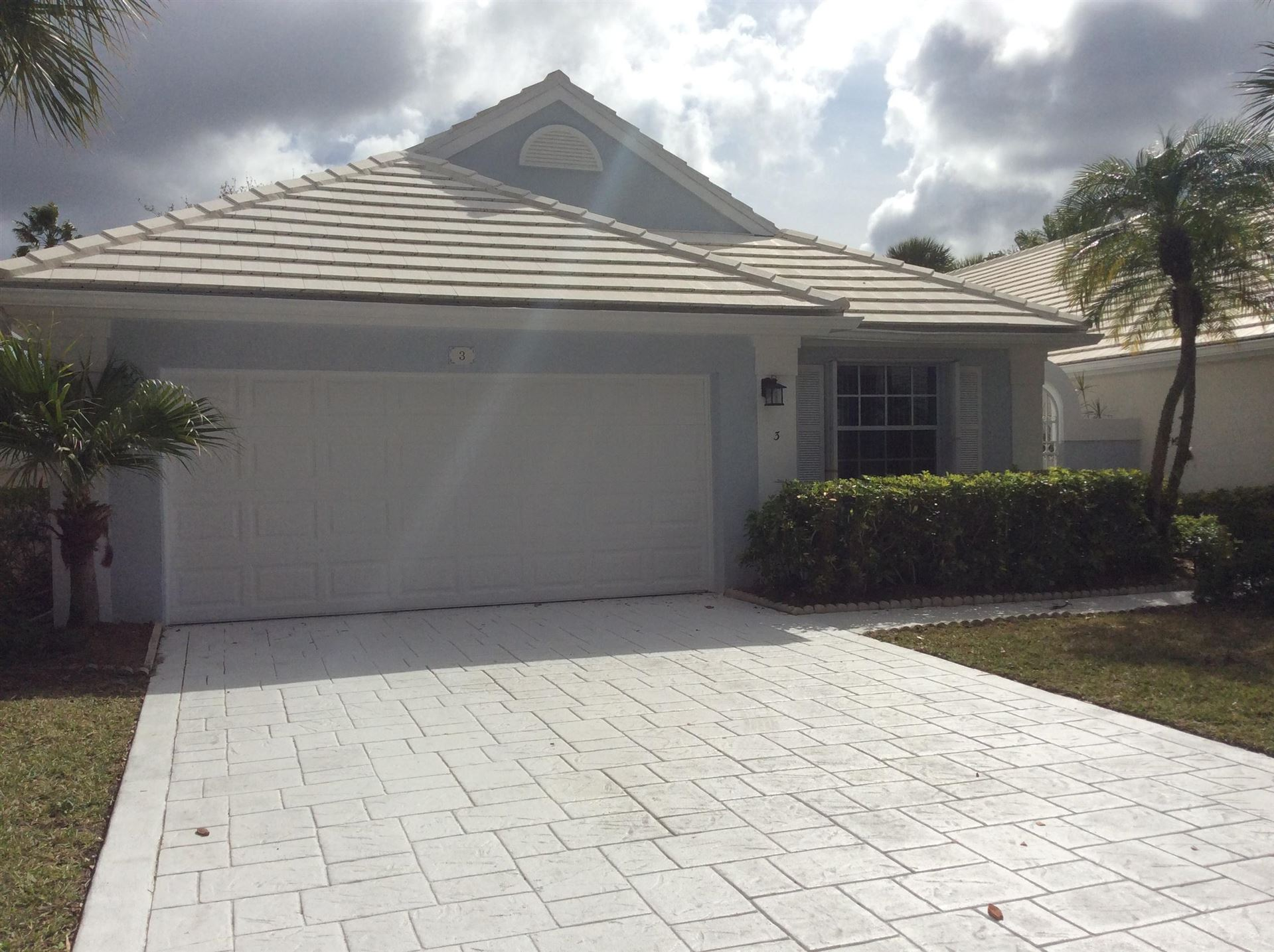3 Blenheim Court, Palm Beach Gardens, FL 33418 - #: RX-10687306