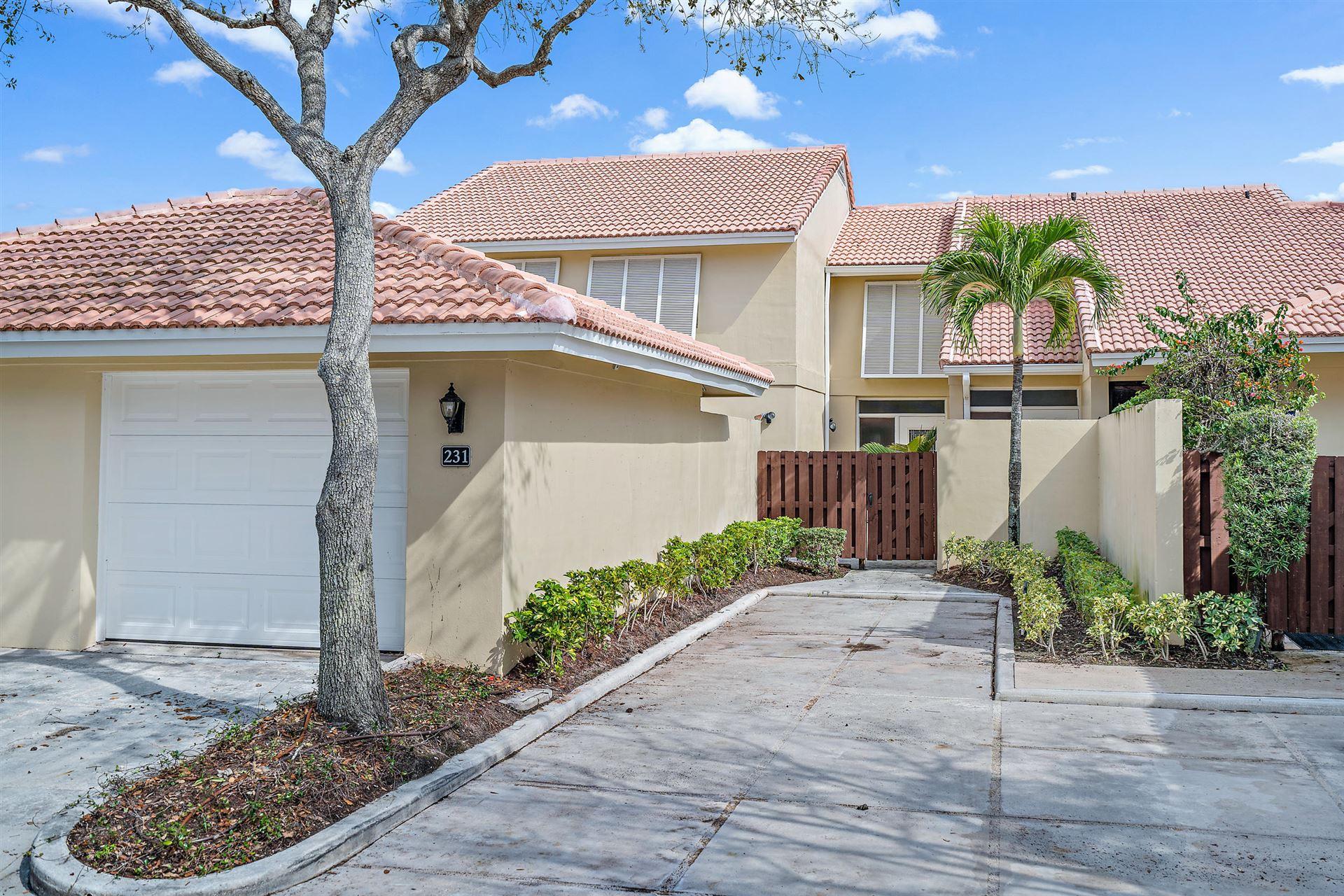 Photo of 231 Old Meadow Way, Palm Beach Gardens, FL 33418 (MLS # RX-10693306)