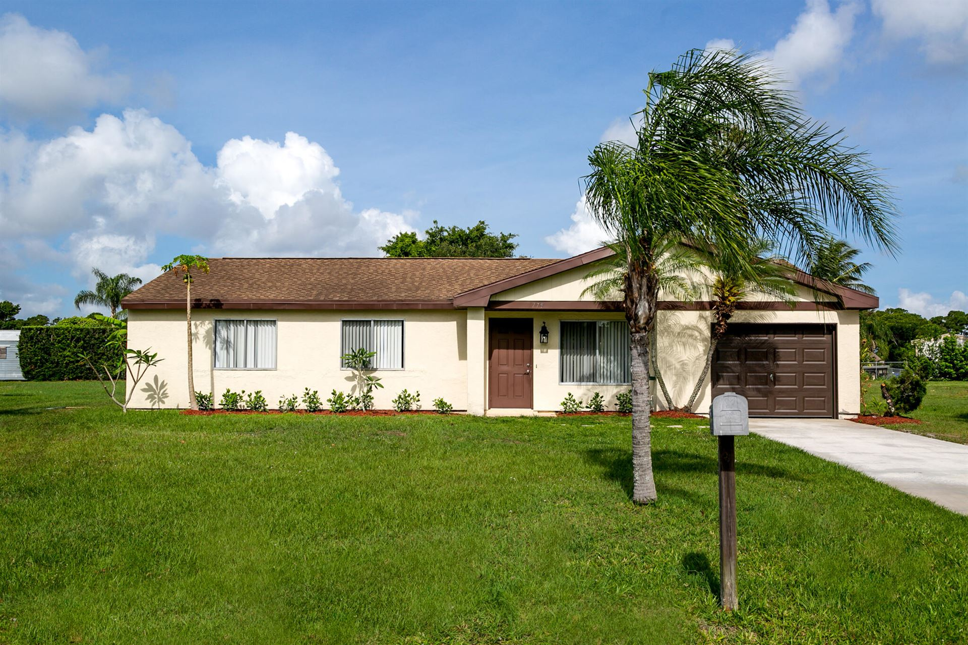 779 SW Belmont Circle, Port Saint Lucie, FL 34953 - #: RX-10714306