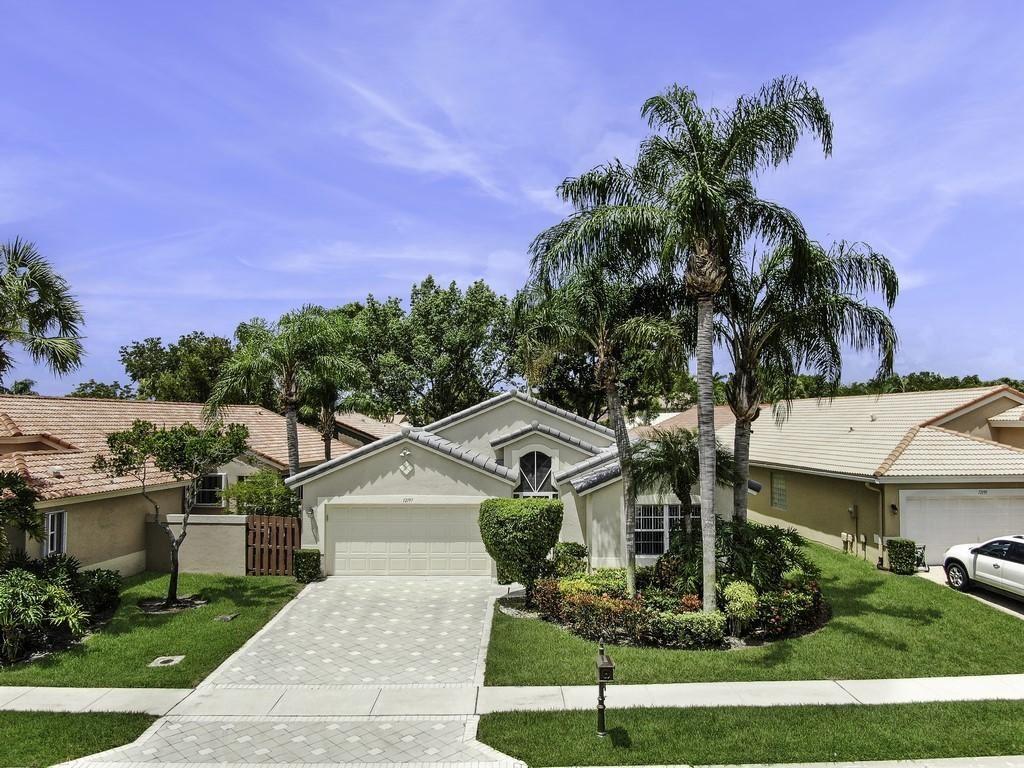12197 Castle Pines Road, Boynton Beach, FL 33437 - #: RX-10728306