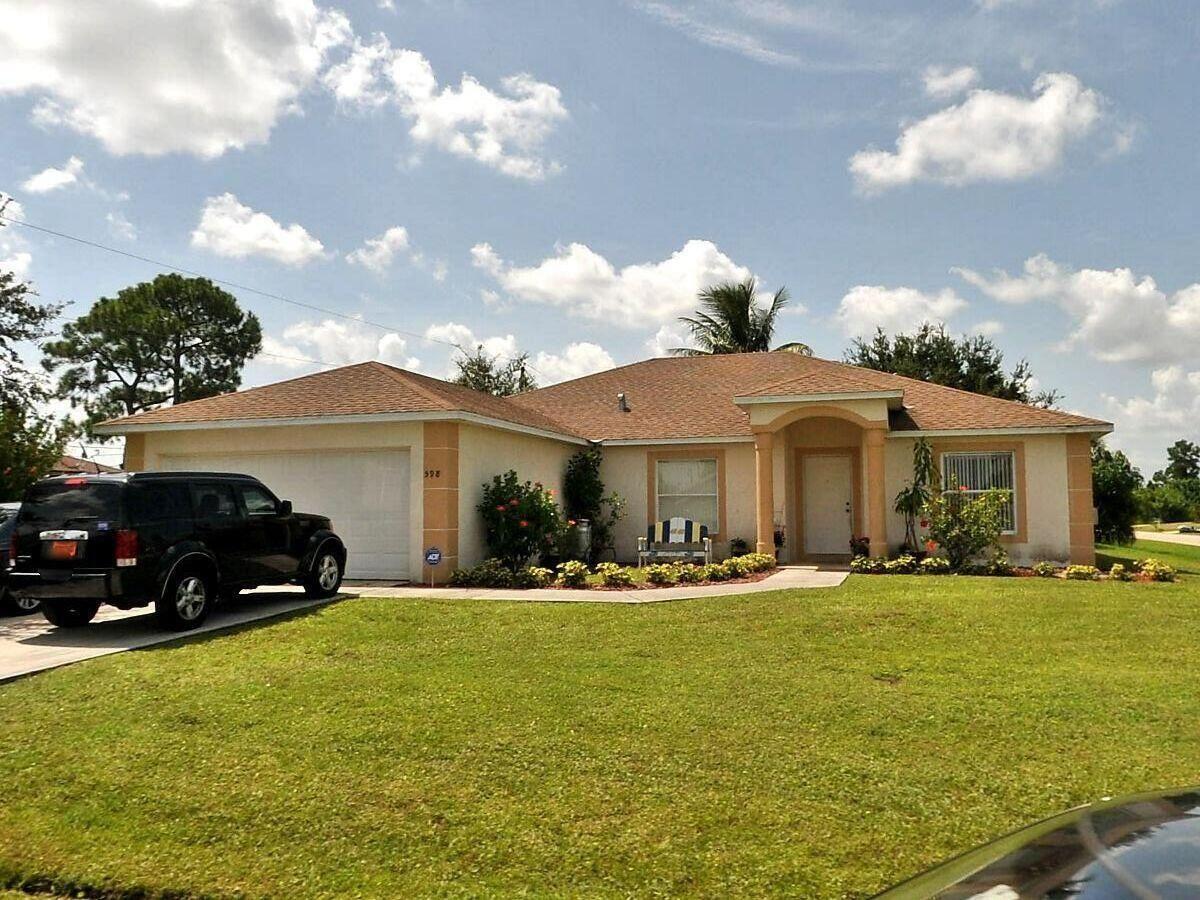 598 SW Twig Avenue, Port Saint Lucie, FL 34953 - MLS#: RX-10750306