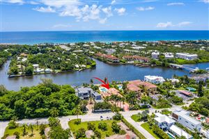 Photo of 945 Palm Trl., Delray Beach, FL 33483 (MLS # RX-10548307)
