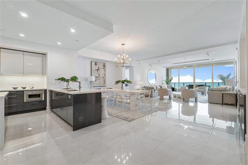 Photo of 5000 N Ocean Drive #302, Singer Island, FL 33404 (MLS # RX-10622307)