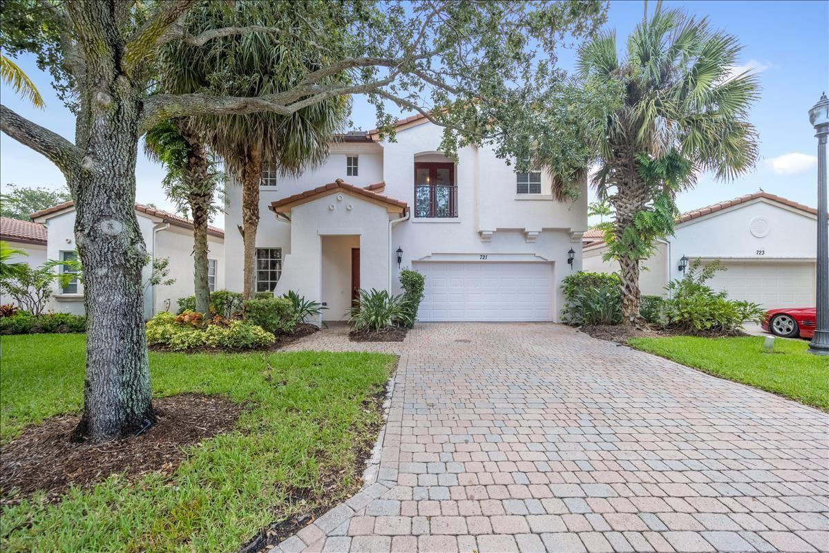 721 Bocce Court, Palm Beach Gardens, FL 33410 - #: RX-10736307