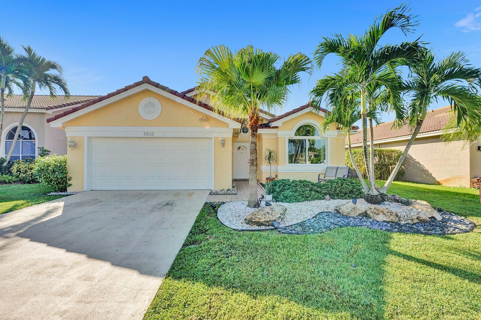 8658 Tourmaline Boulevard, Boynton Beach, FL 33472 - MLS#: RX-10744307