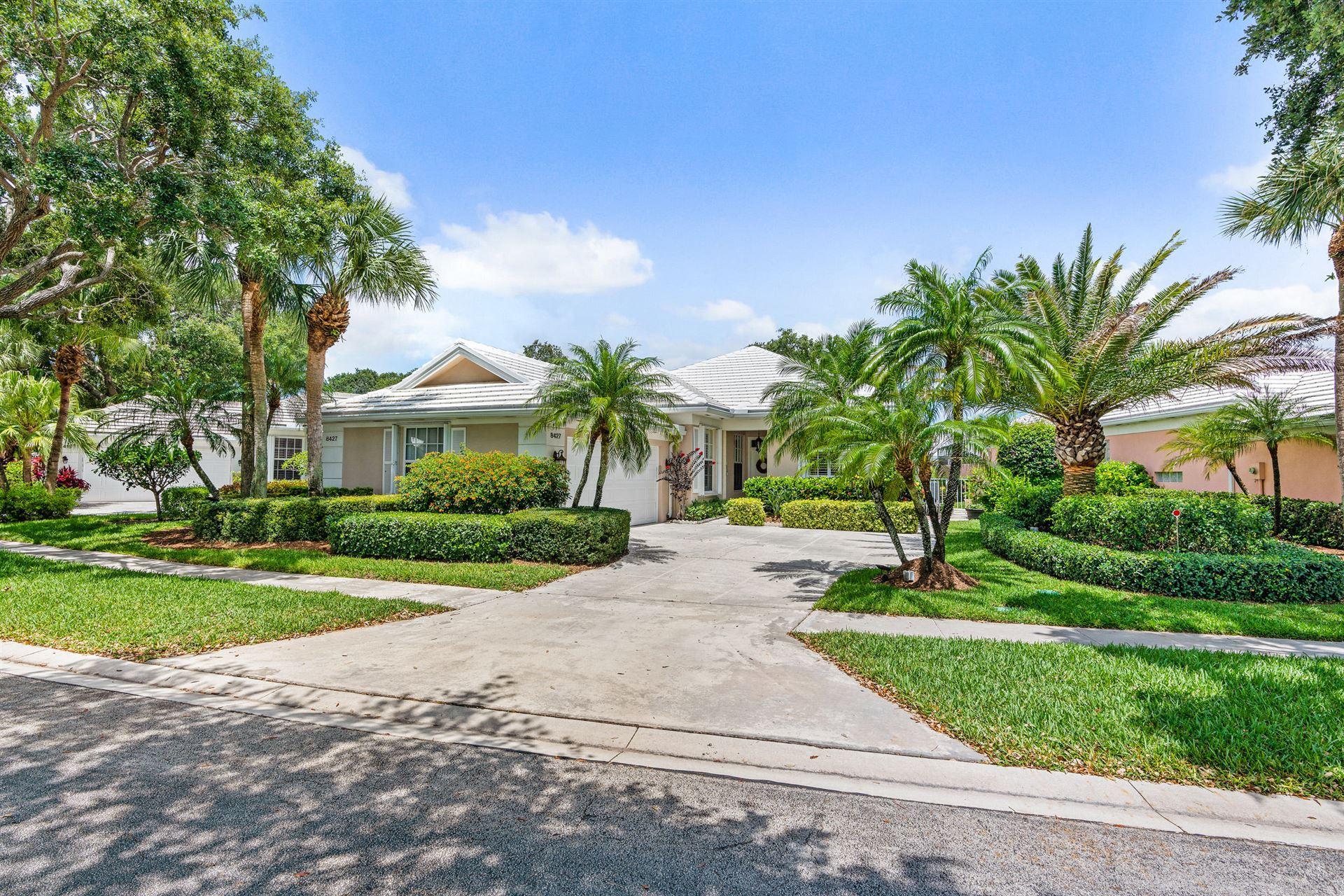 8427 E Garden Oaks Circle, Palm Beach Gardens, FL 33410 - MLS#: RX-10723308