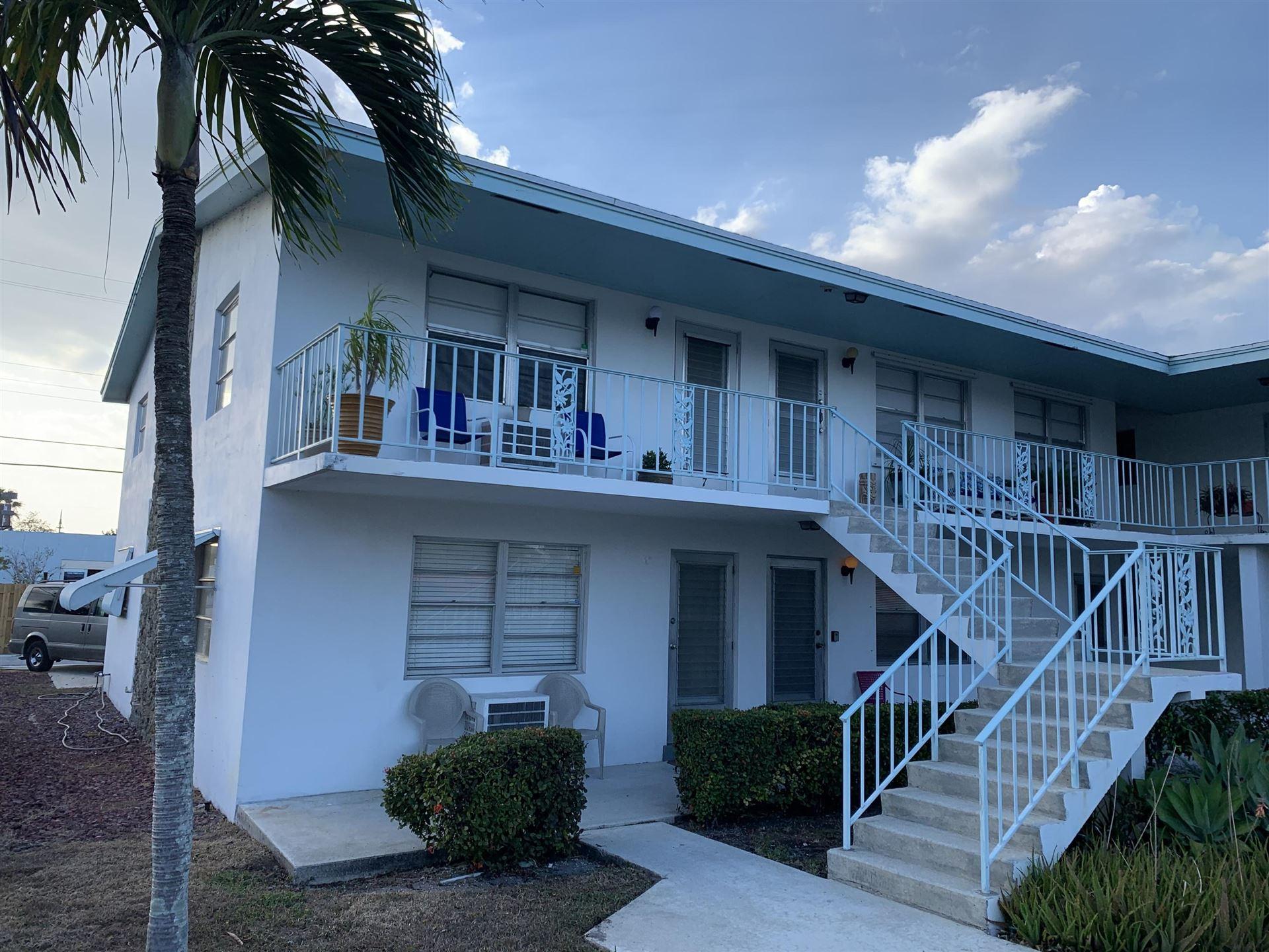 401 N J Street #7, Lake Worth, FL 33460 - MLS#: RX-10711309