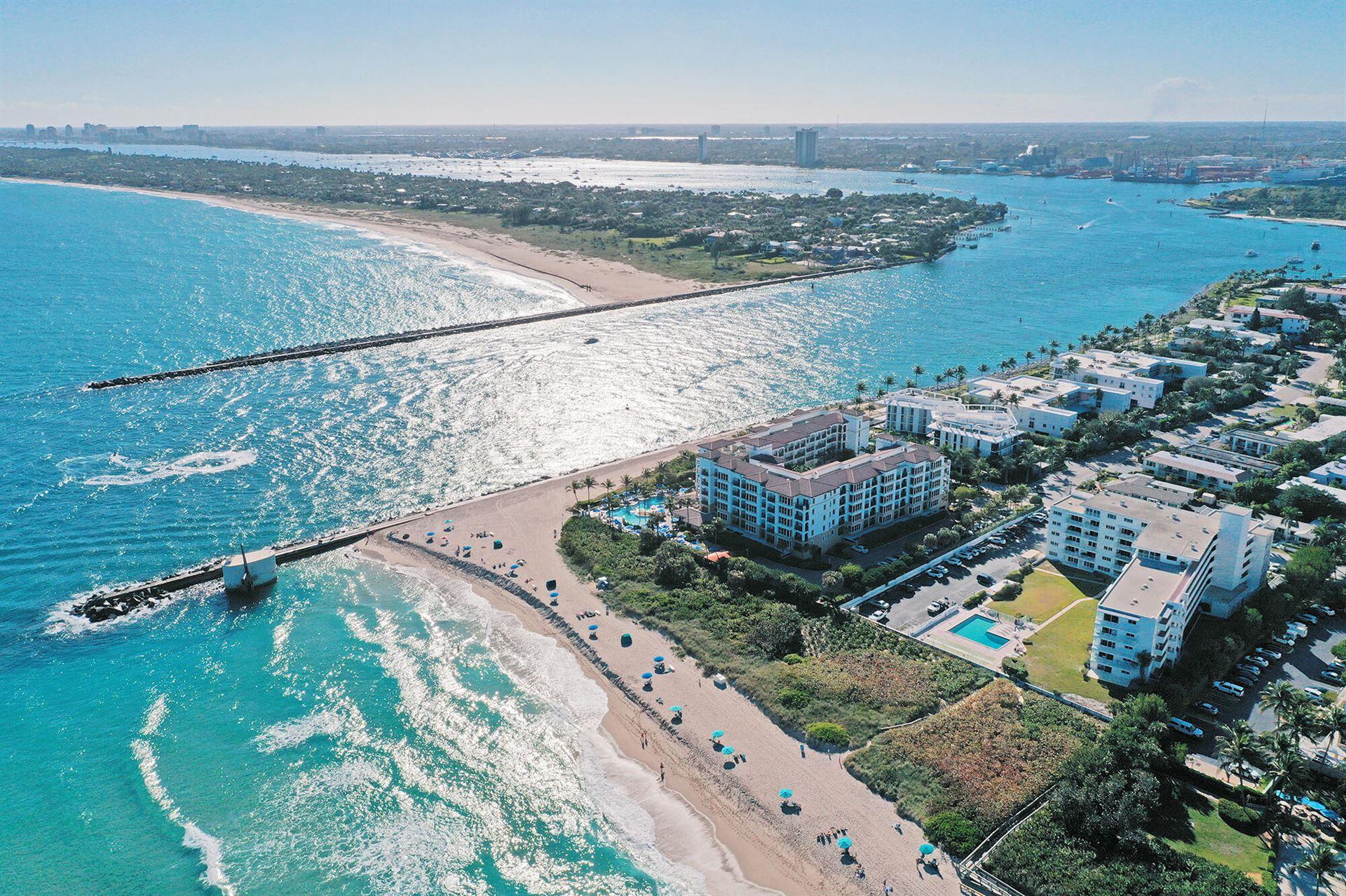 Photo of 33 S Ocean Avenue #102, Palm Beach Shores, FL 33404 (MLS # RX-10735309)