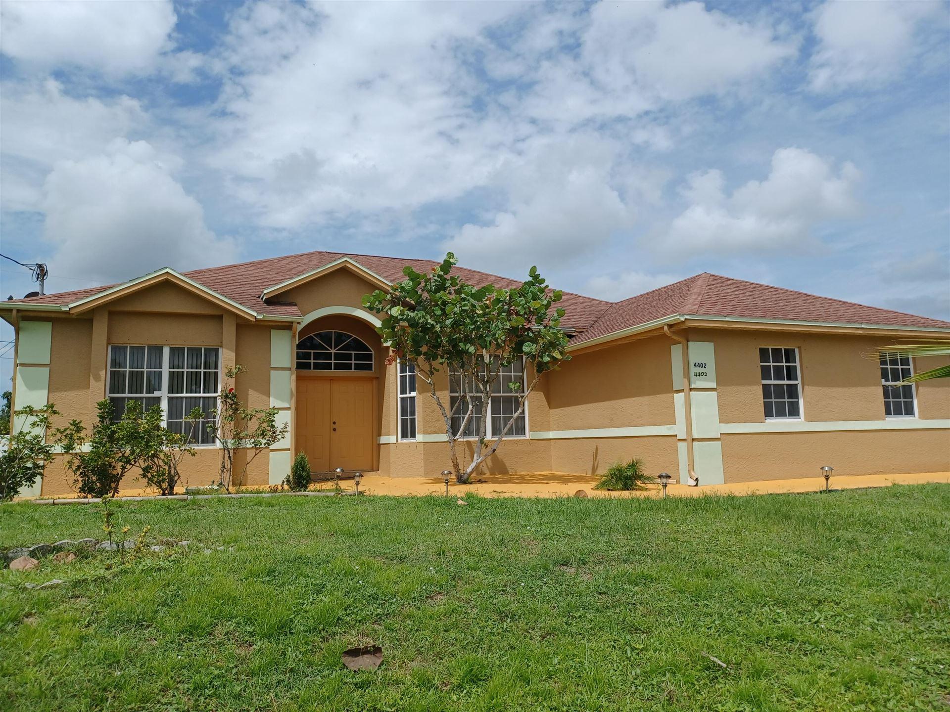 4402 SW Savona Boulevard, Port Saint Lucie, FL 34953 - #: RX-10745309