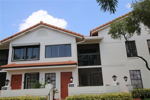 Photo of 9735 Pavarotti Terrace #202, Boynton Beach, FL 33437 (MLS # RX-10636310)