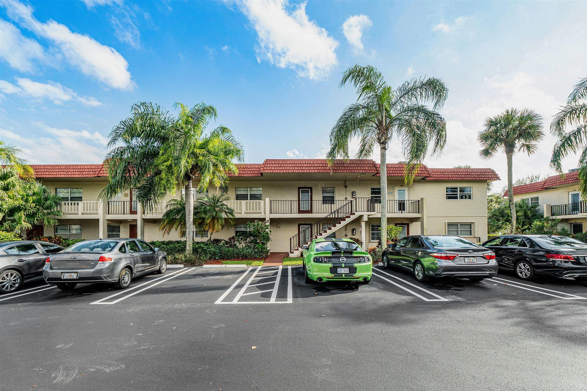 6 Abbey Lane #107, Delray Beach, FL 33446 - MLS#: RX-10679310
