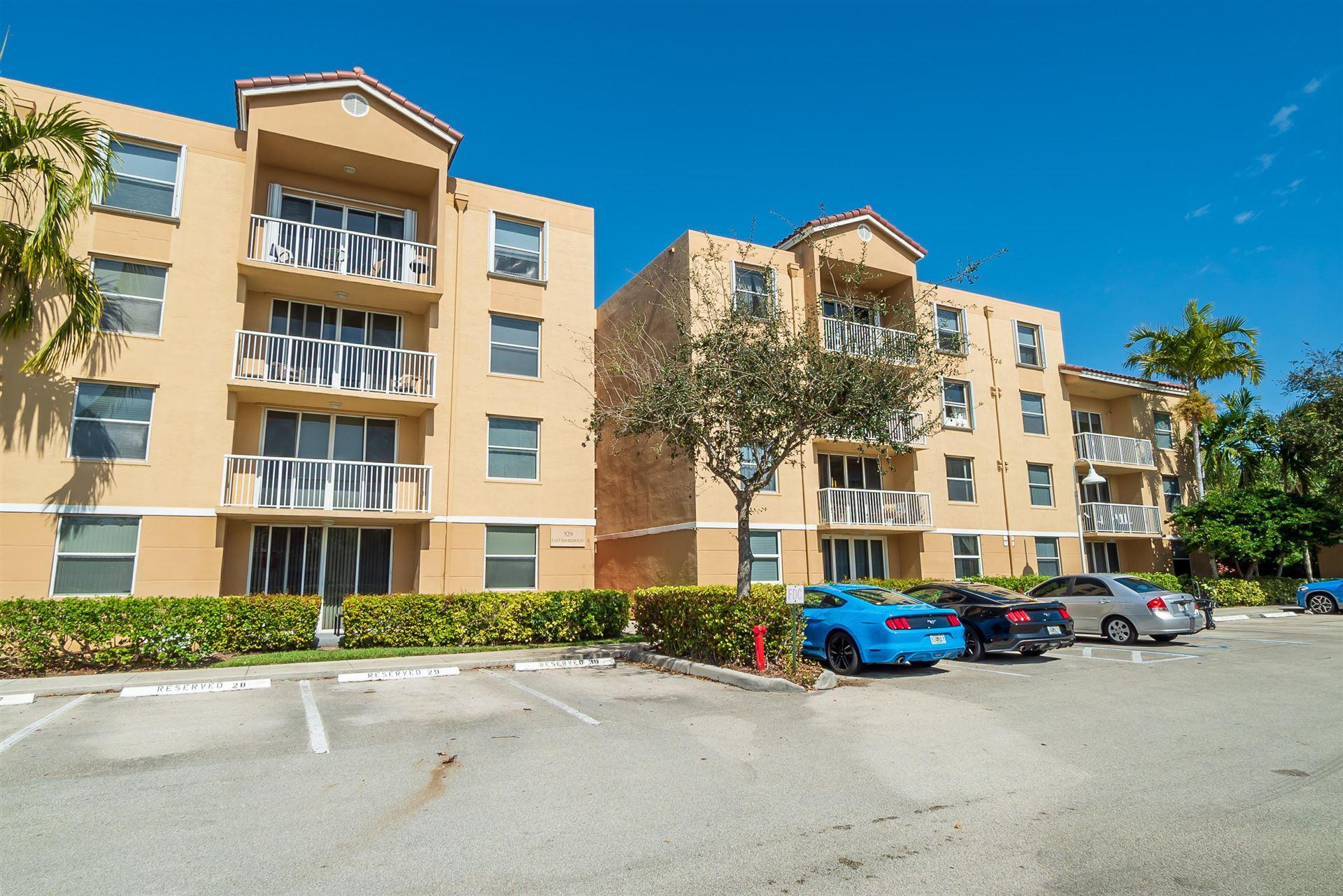 Photo of 529 E Sheridan Street #2081, Dania Beach, FL 33004 (MLS # RX-10690310)