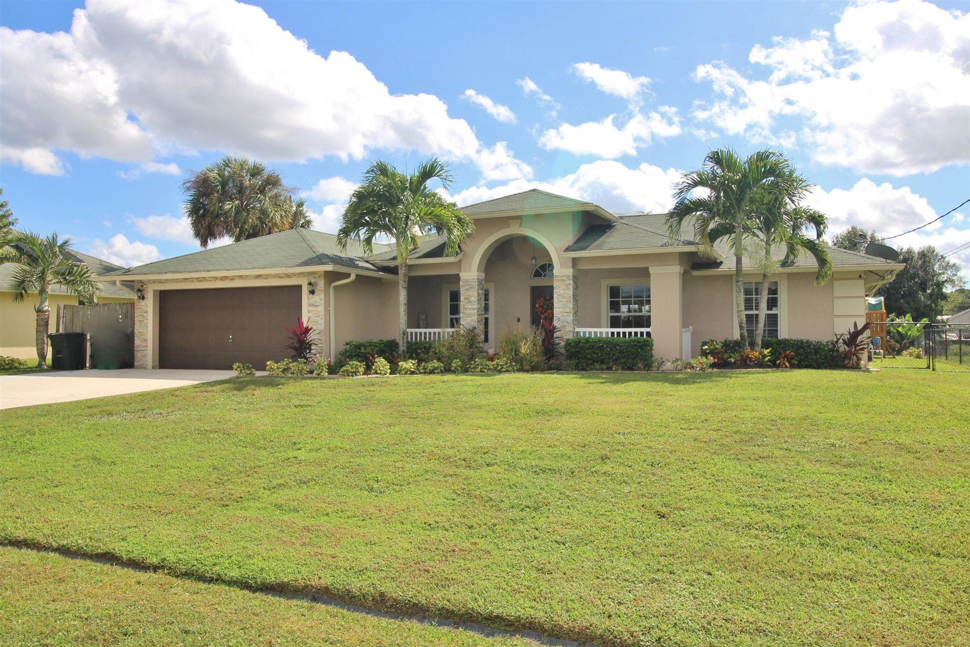 1138 SW Bellevue Avenue, Port Saint Lucie, FL 34953 - MLS#: RX-10754310